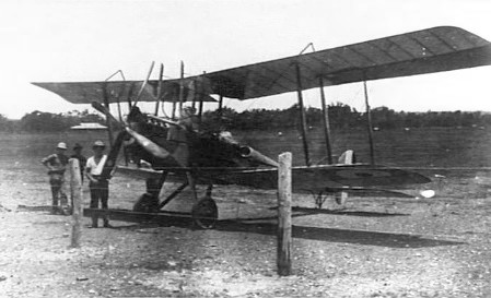 Royal Aircraft Factory BE.2e