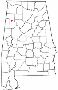 Loko di Winfield, Alabama