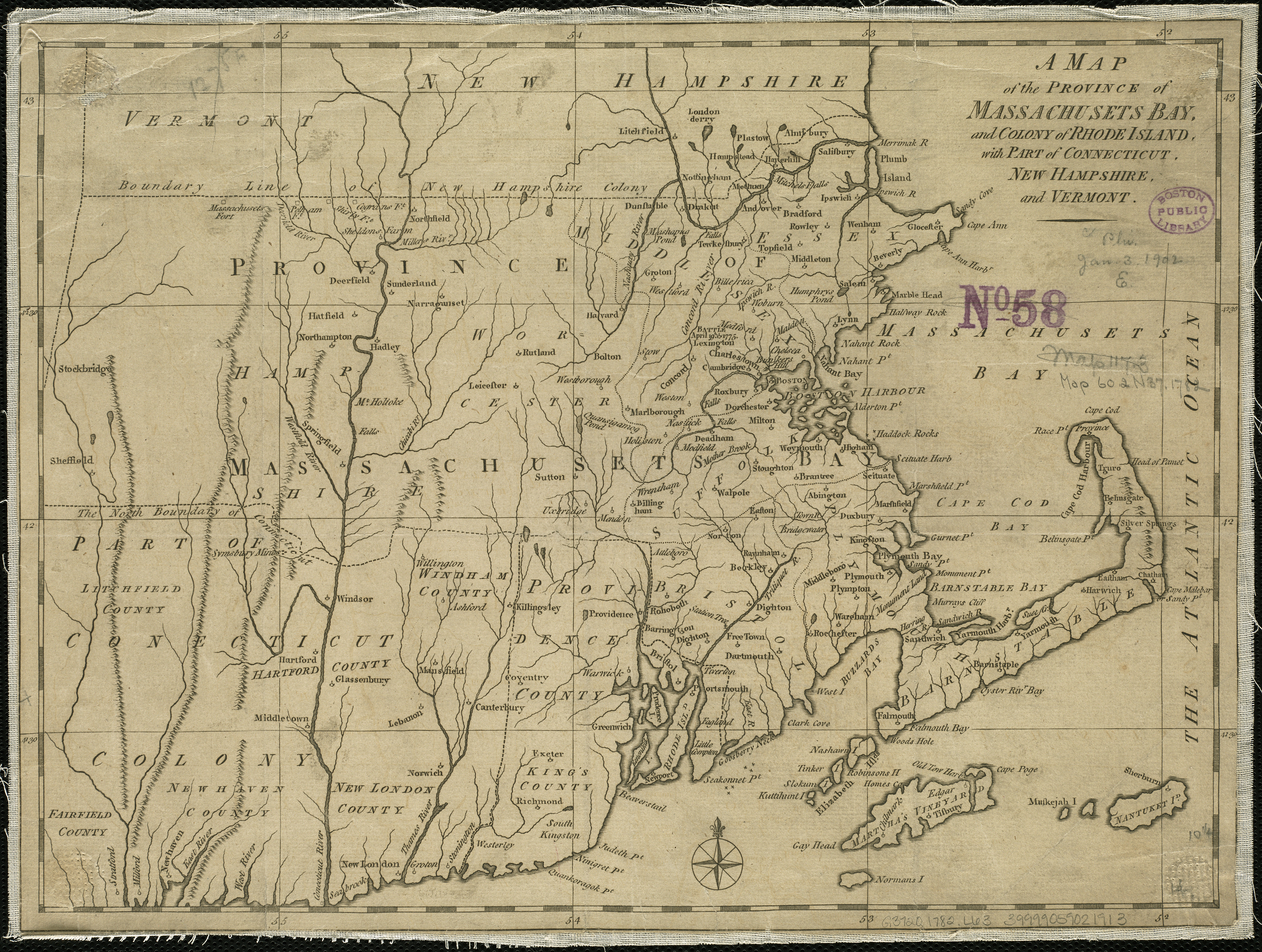 What Date Was The Rhode Island Colony Founded