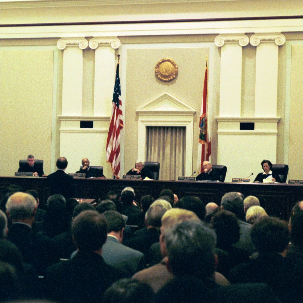 2000 7 - Fileactual Arguments Before The Florida Supreme Court Jpg - 2000 7