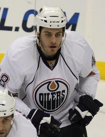 Description de l'image Alex Plante Oilers.jpg.
