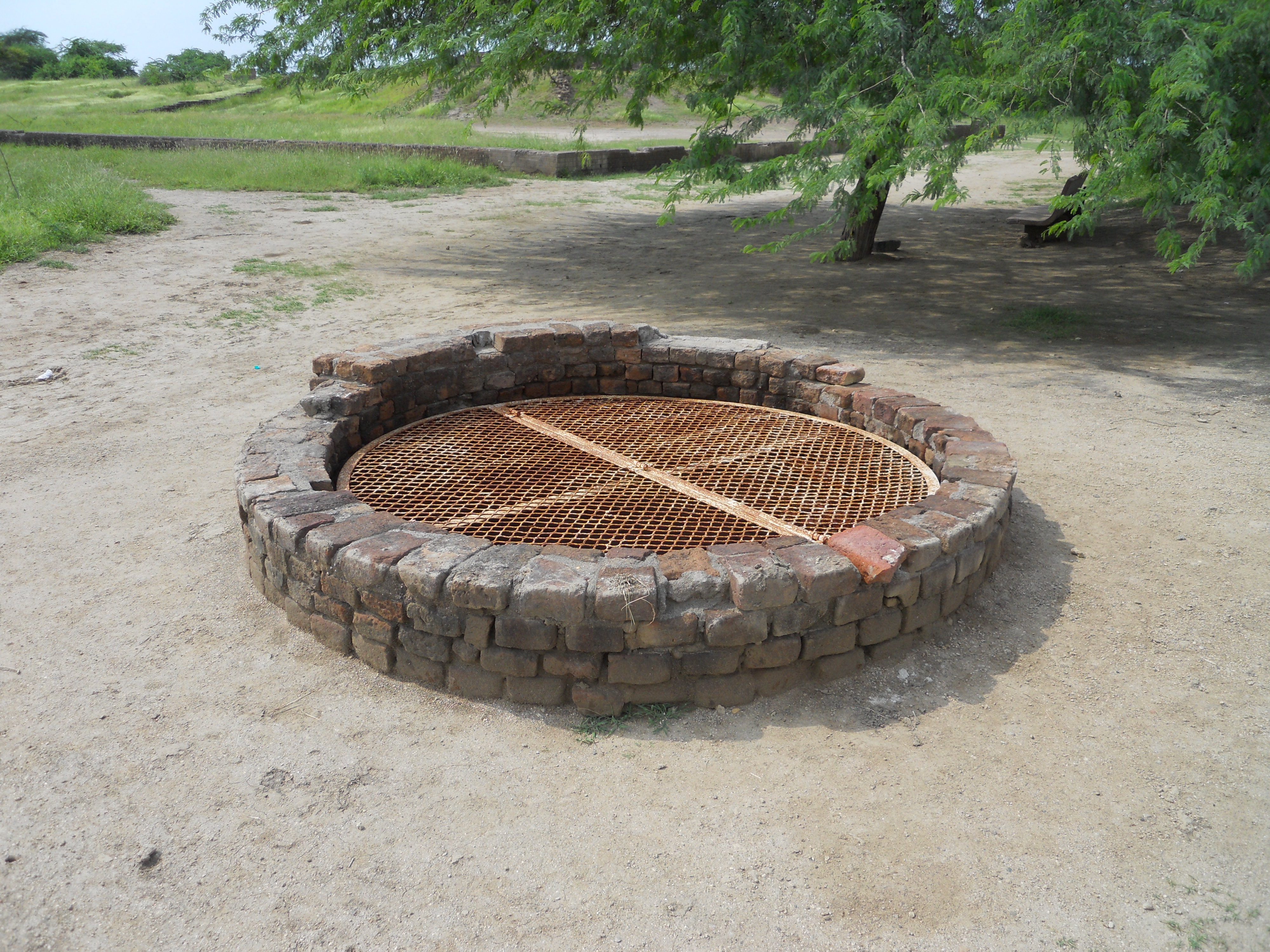 Ancient Well