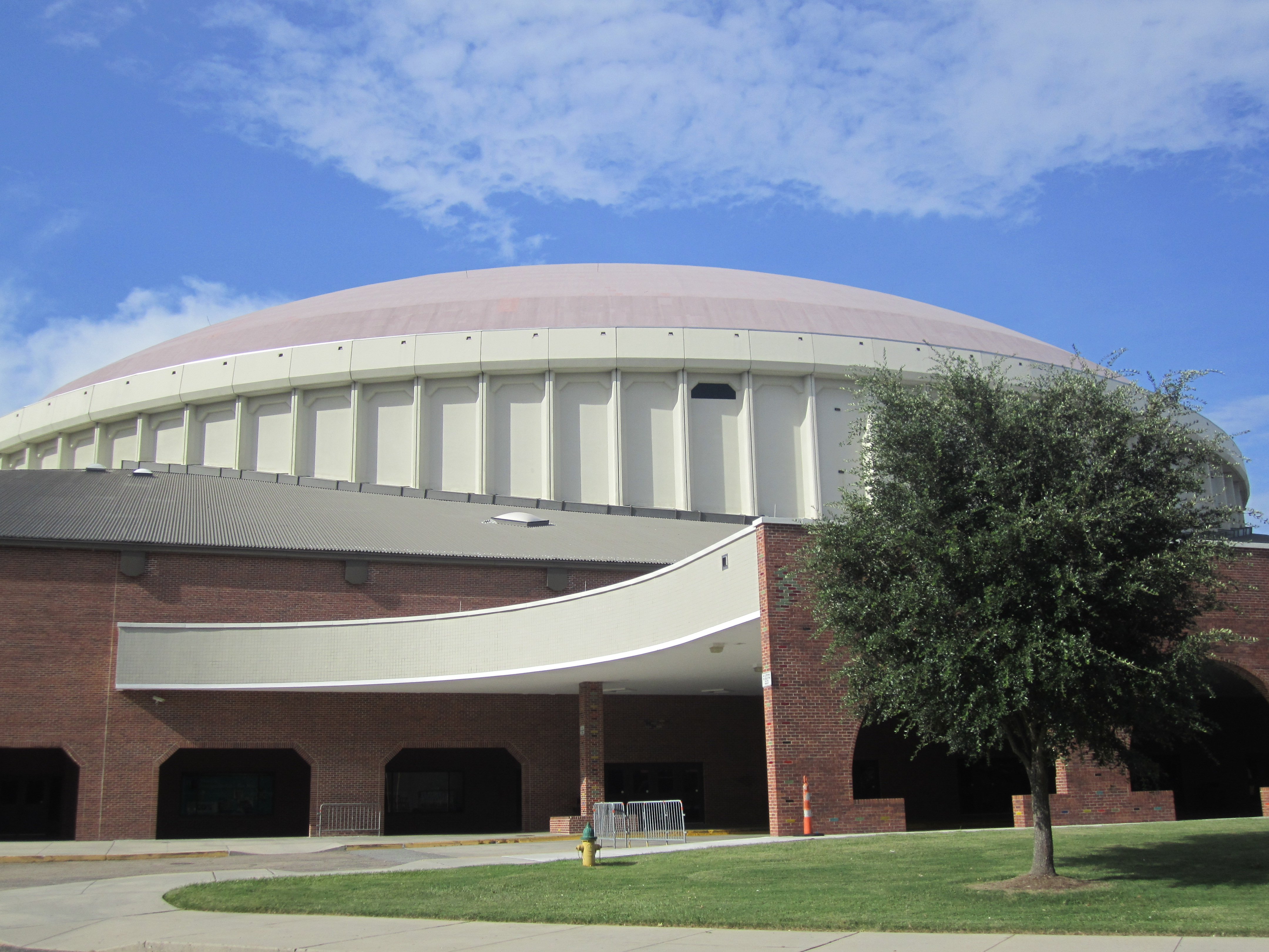 File:Another View Of The Cajundome In Lafayette, LA IMG