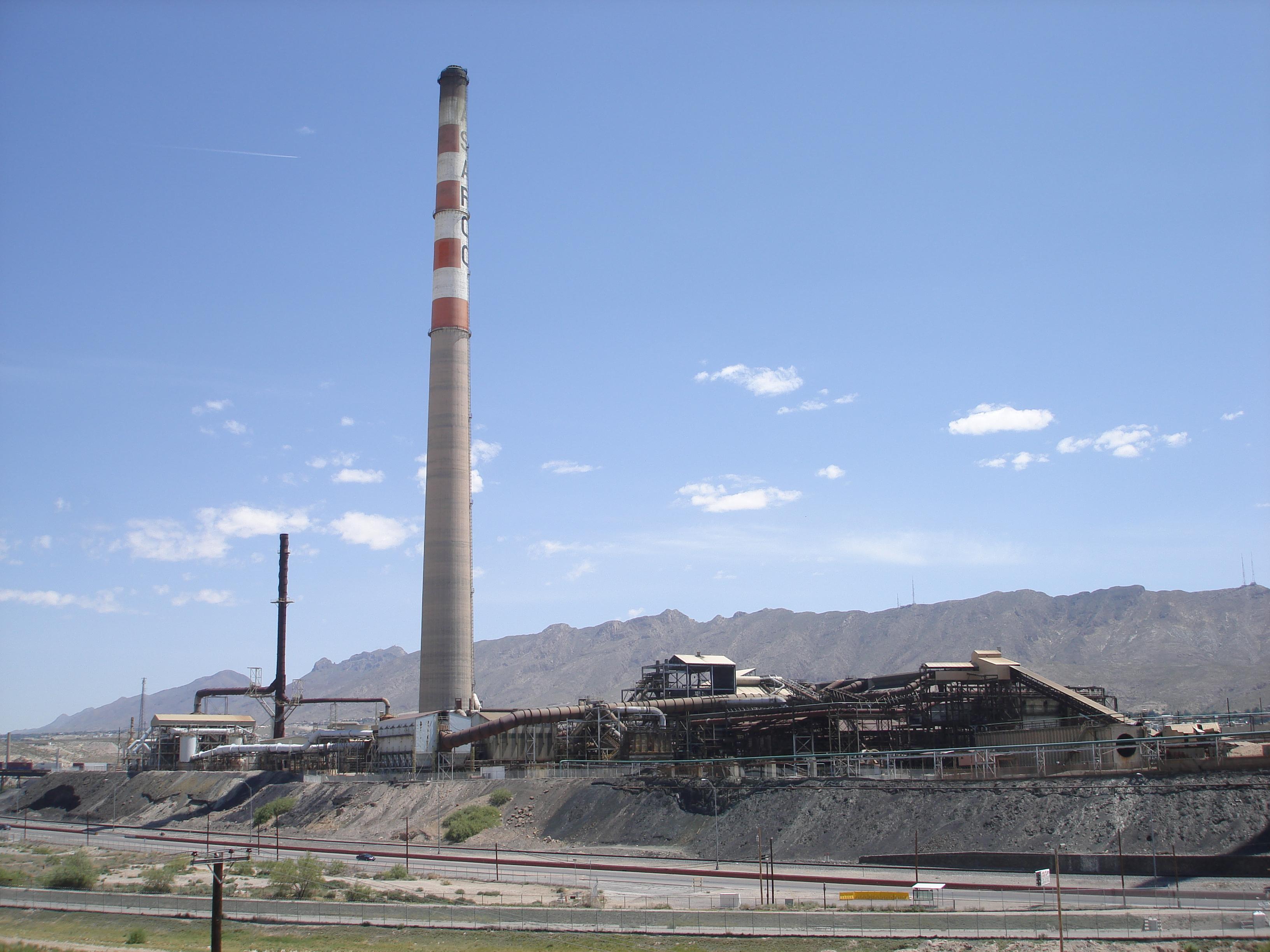 Asarco El Paso