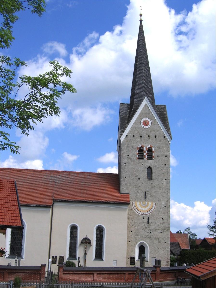 St. Leonhard Dietramszell
