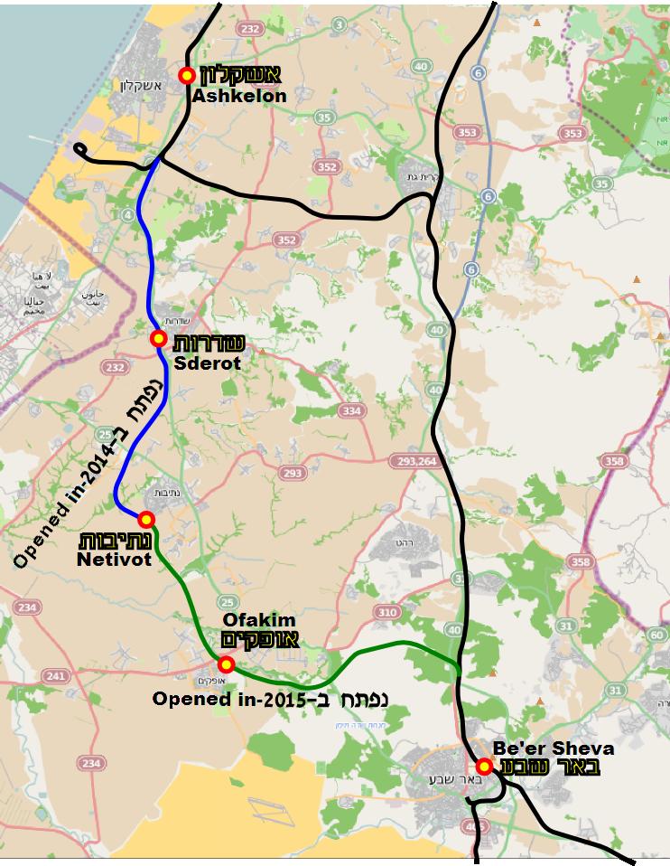 AshkelonBeersheba railway Wikipedia