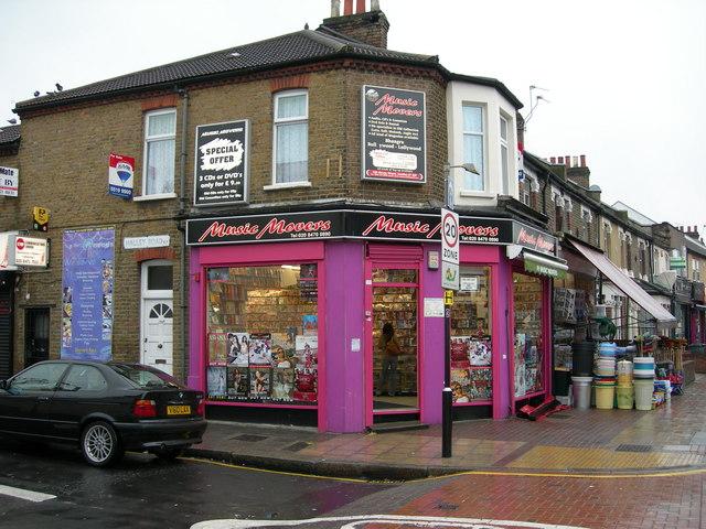 File:Asian Music Shop on Green Street - geograph.org.uk - 433266.jpg