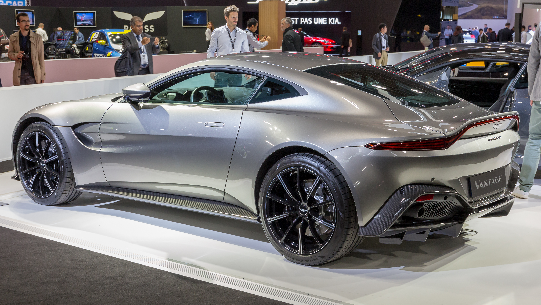 File:Aston Martin Vantage, Paris Motor Show 2018, Paris