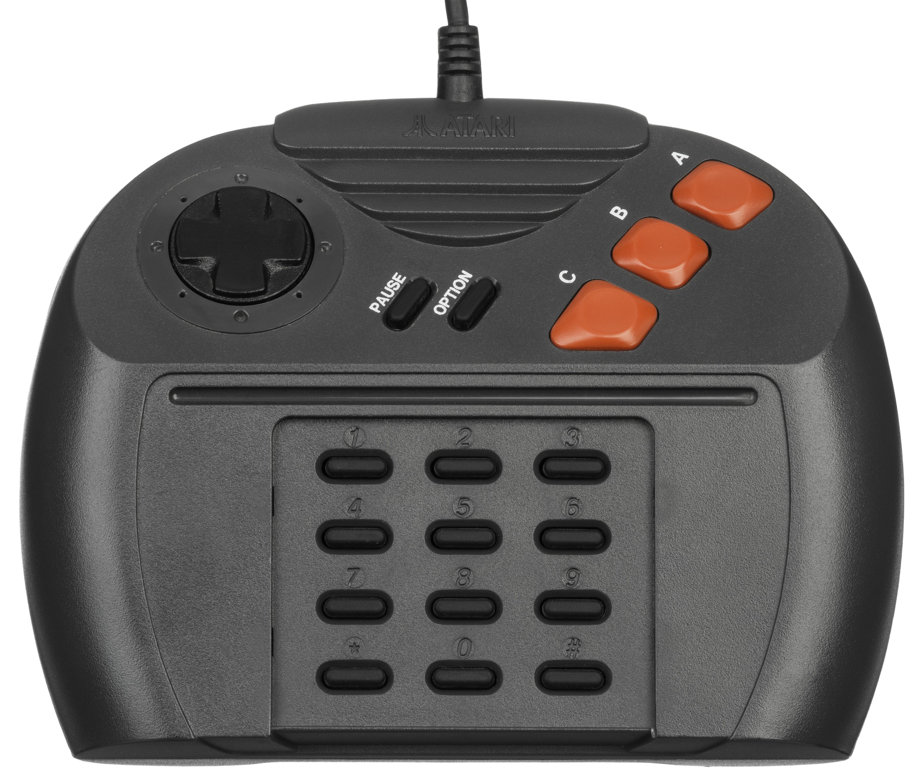 File:Atari-Jaguar-Controller-Flat.jpg - Wikimedia Commons