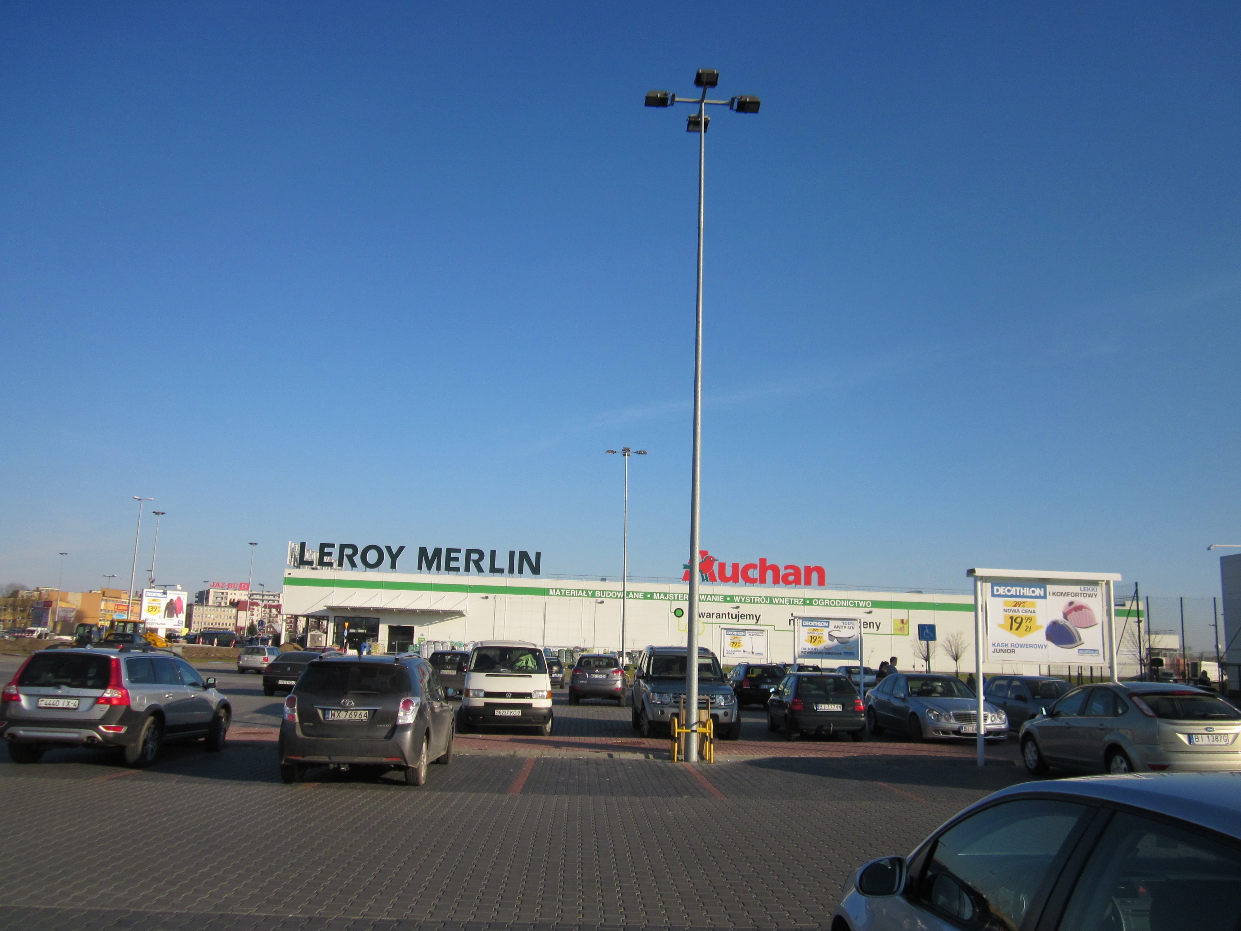 File auchan leroy merlin in bia ystok hetma ska jpg for Leroy merlin wikipedia