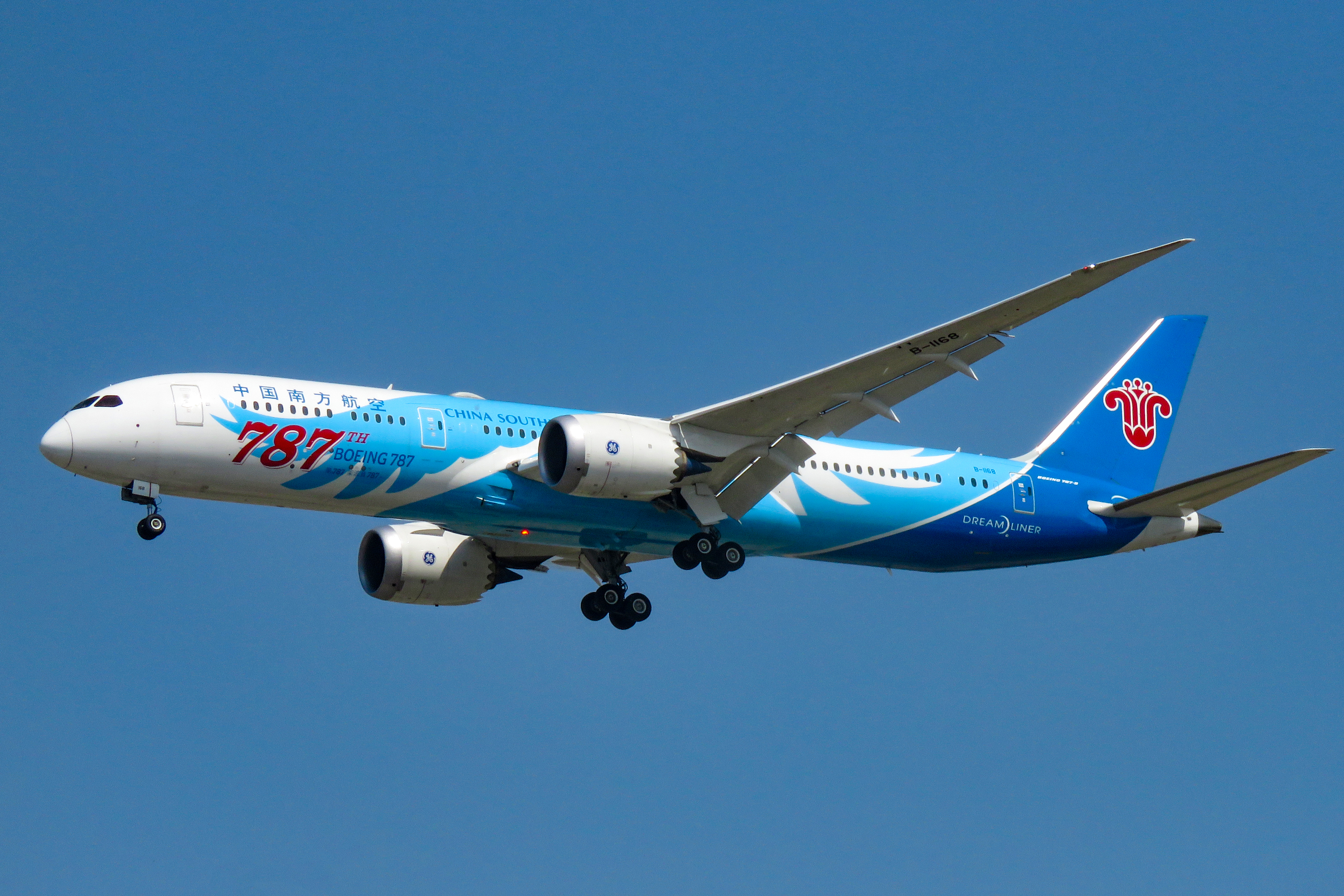 List of Boeing 787 orders and deliveries - Wikipedia