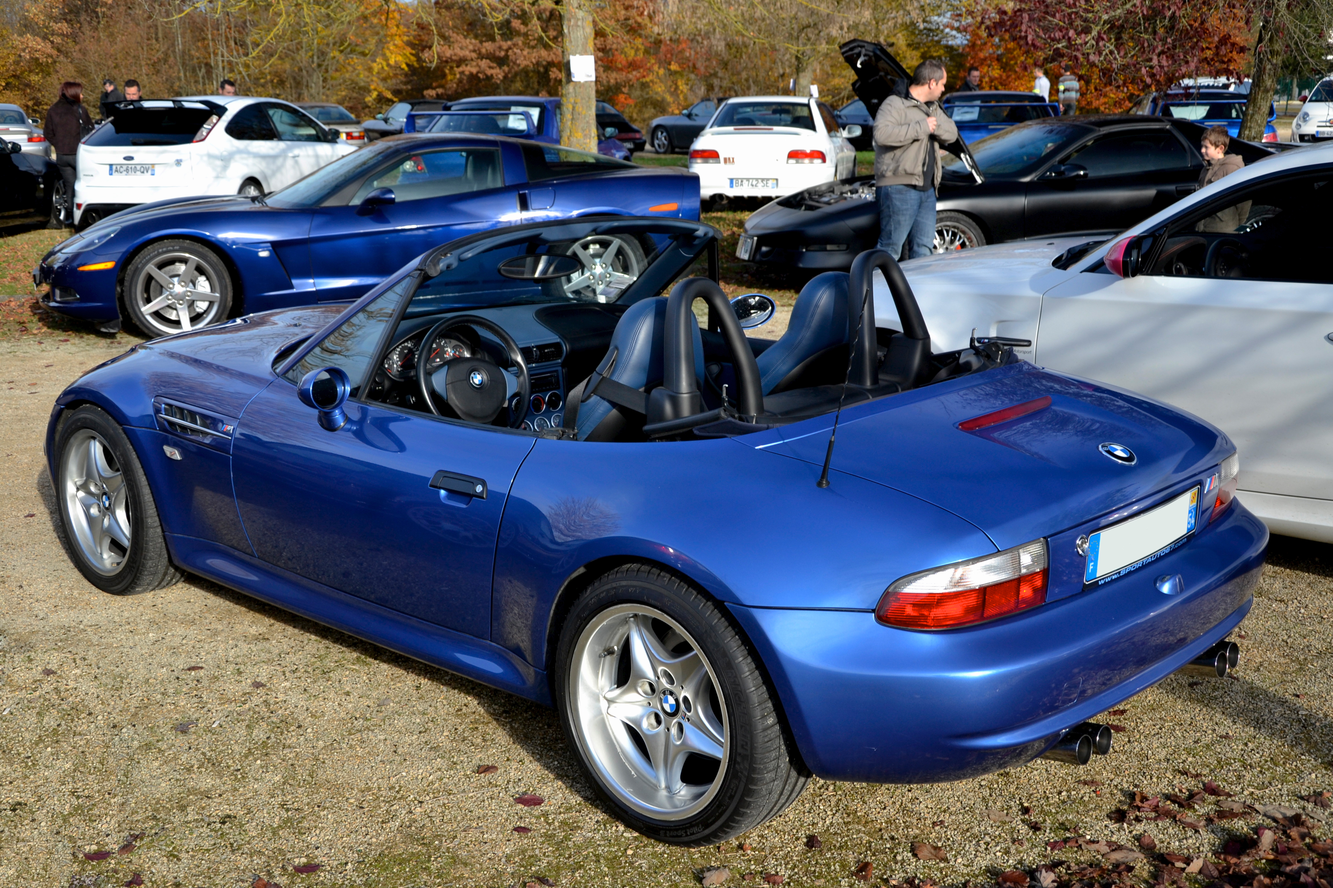File Bmw Z3 M Flickr Alexandre Pr 233 Vot 1 Jpg