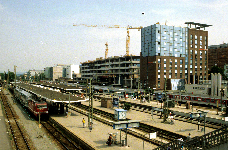 Mannheim Freiburg