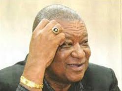 Benoni Urey Liberian politician