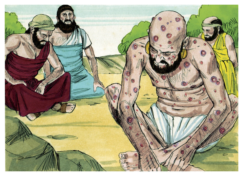 suffering faith and love as taught in the book of job in the bible Look at the book interactive bible study job: wrestling with suffering why such long misery for job but job's faith and reverence were not.