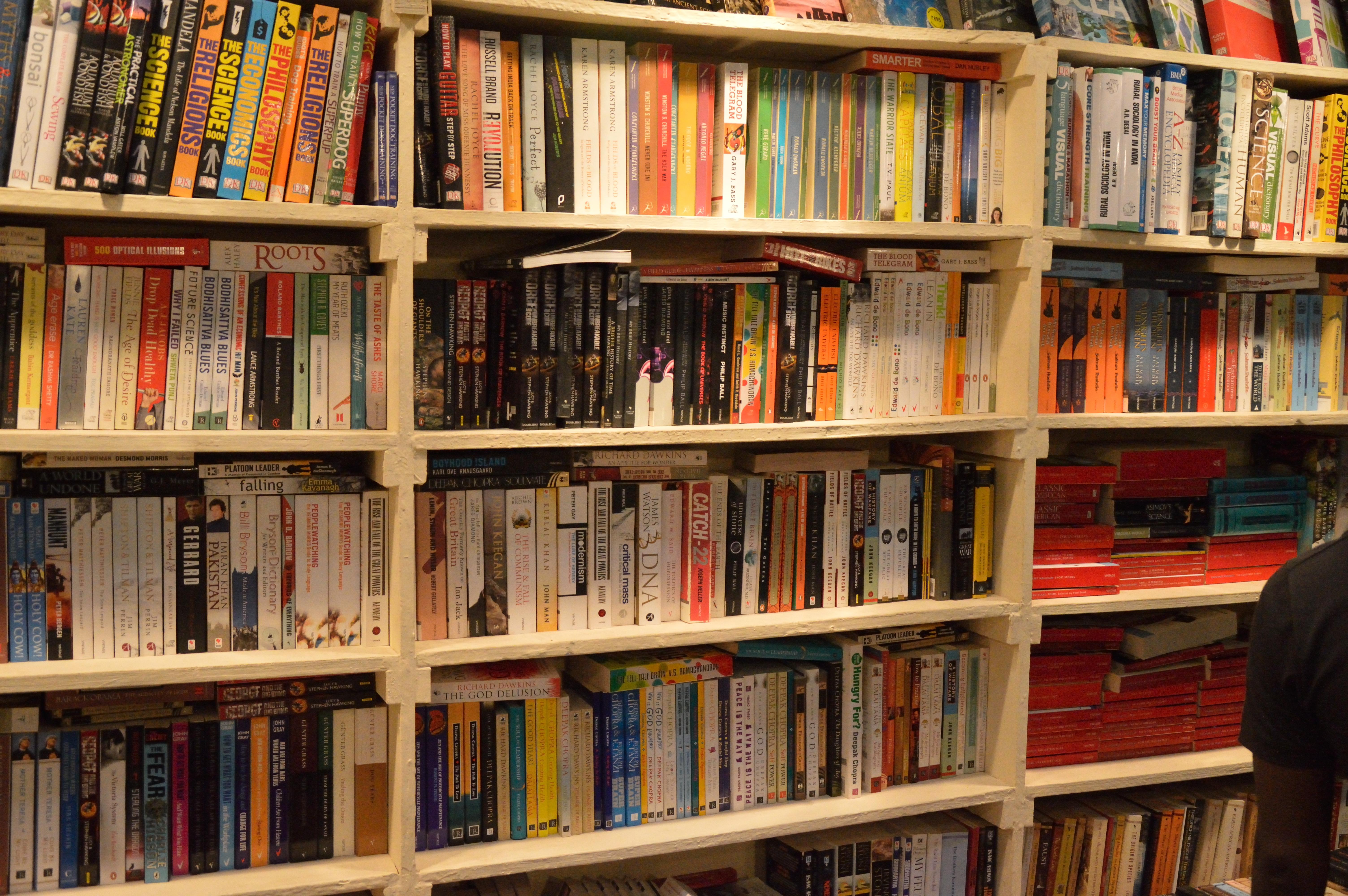 File:Books - Supernova Publishers & Distributors Stall
