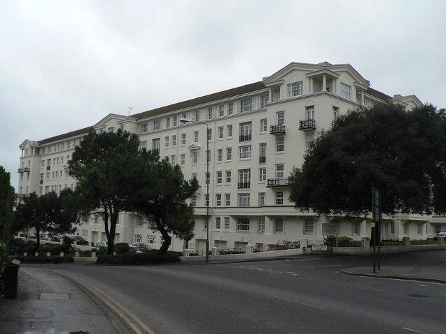 Bath Hotel Bournemouth Parking