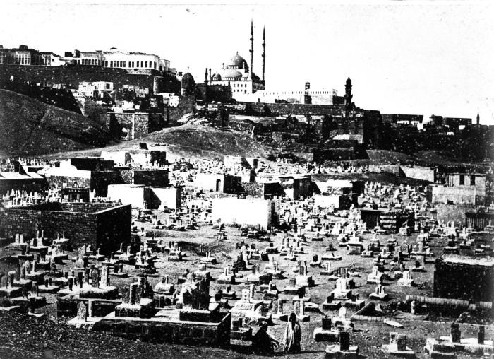 Filecollectie Tropenmuseum Stadsgezicht Met De Bab Al Wazir