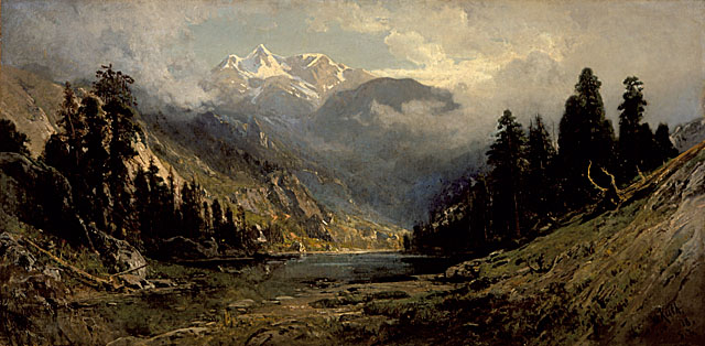 File California Pines By William Keith 1878 Jpg