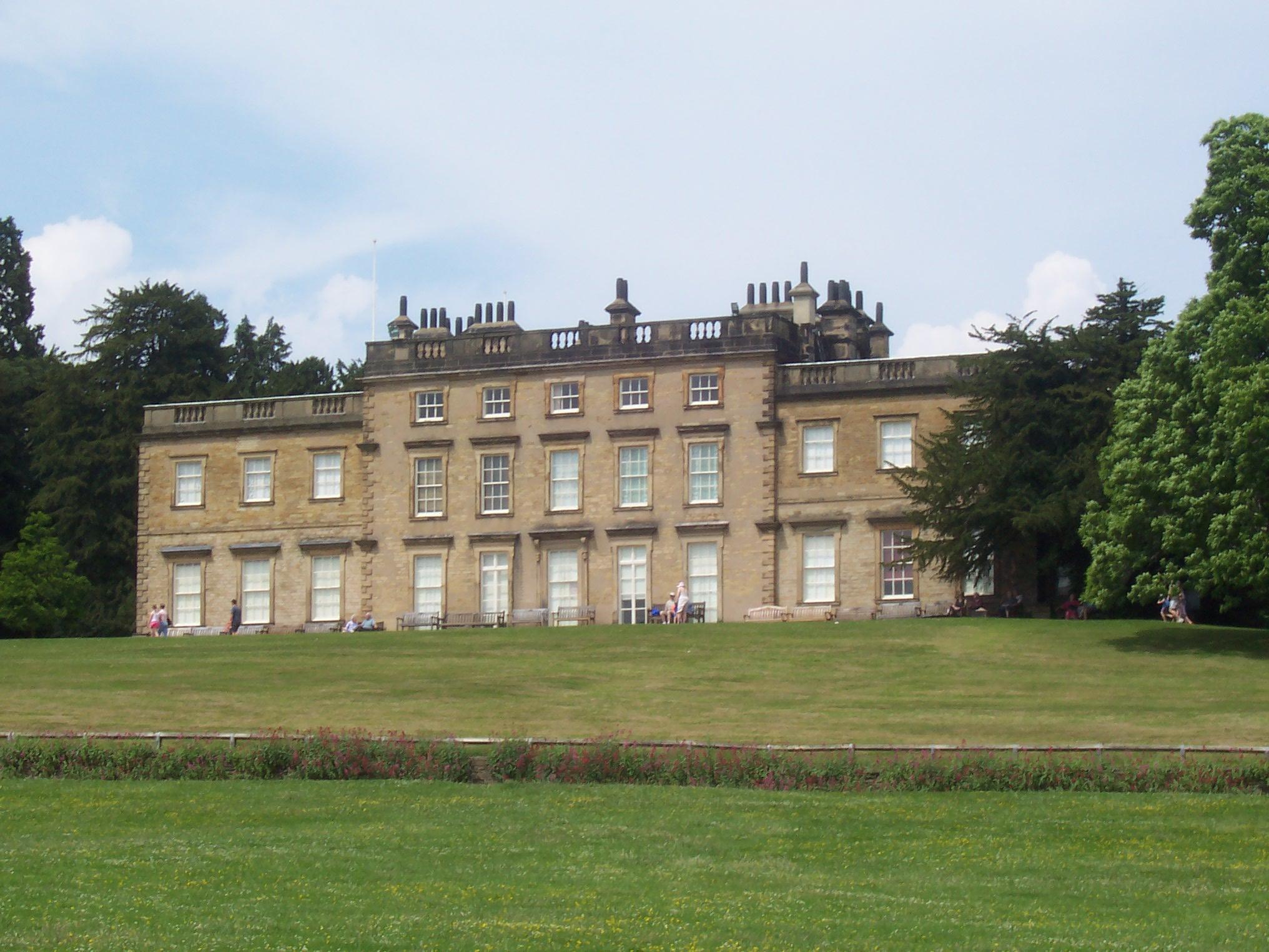 Victorian Home Floor Plan Cannon Hall Farm