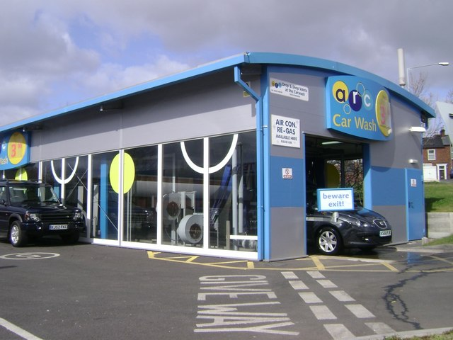 File car wash tesco emscote road warwick for Architectural services near me