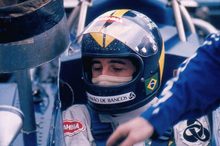 José Carlos Pace - Ex-piloto de F1 - foto by Wikipaedia - Raimund Kommer