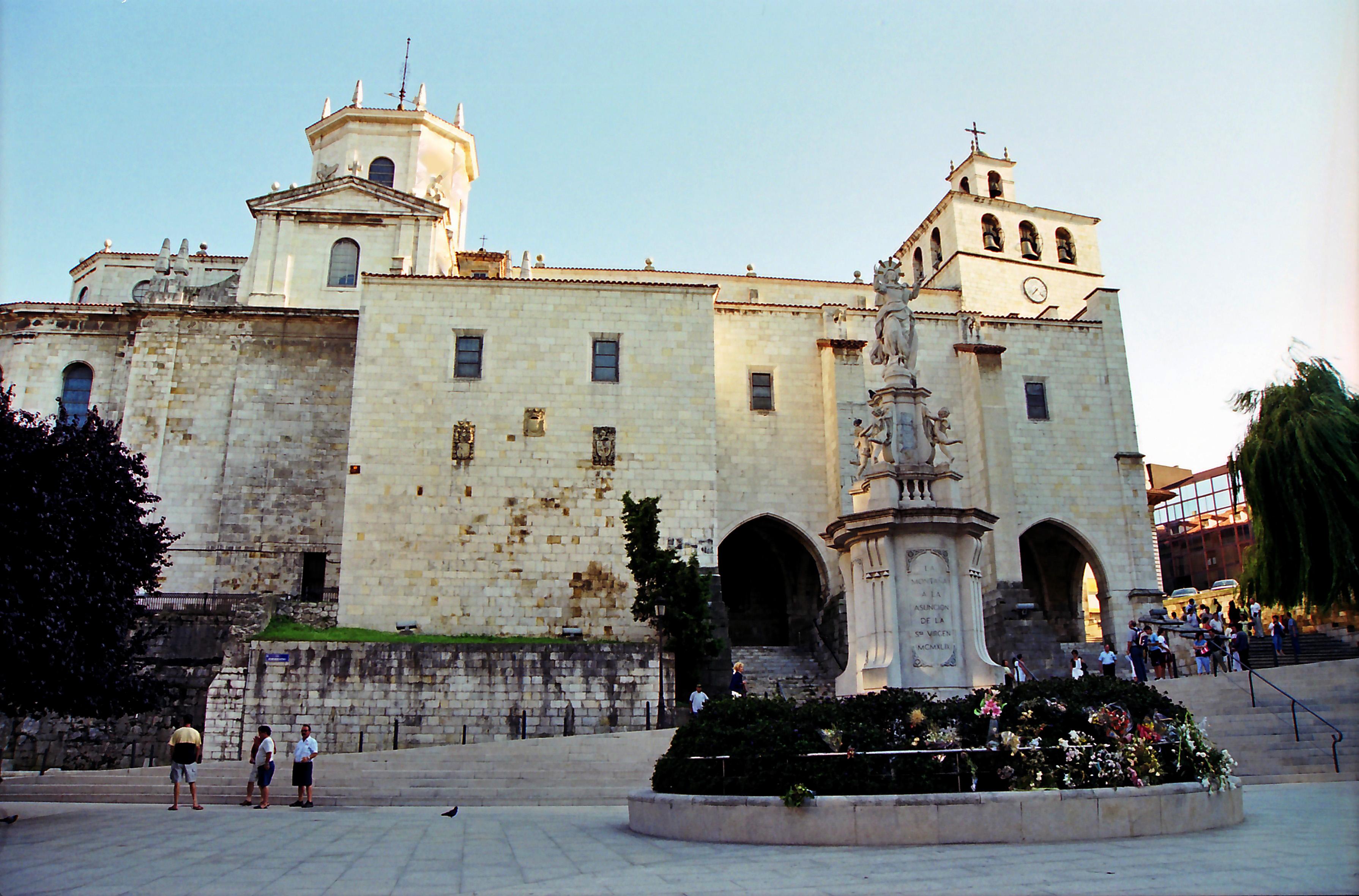 Catedral de Santander - Wikipedia, la enciclopedia libre