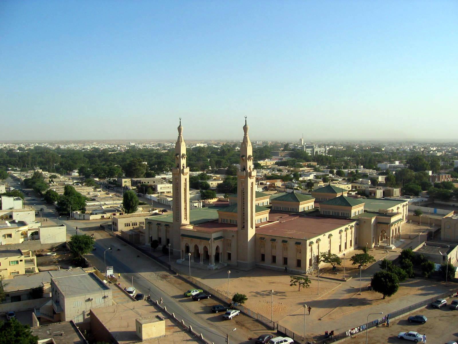 نفايات المجاري تلوث مياه نواكشوط
