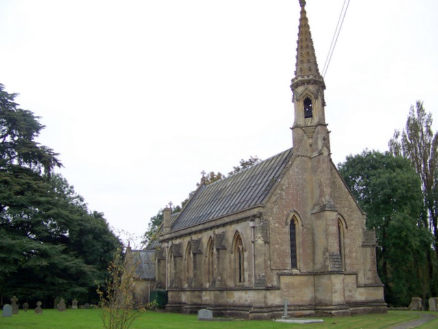 Church of the Holy Trinity, Chantry