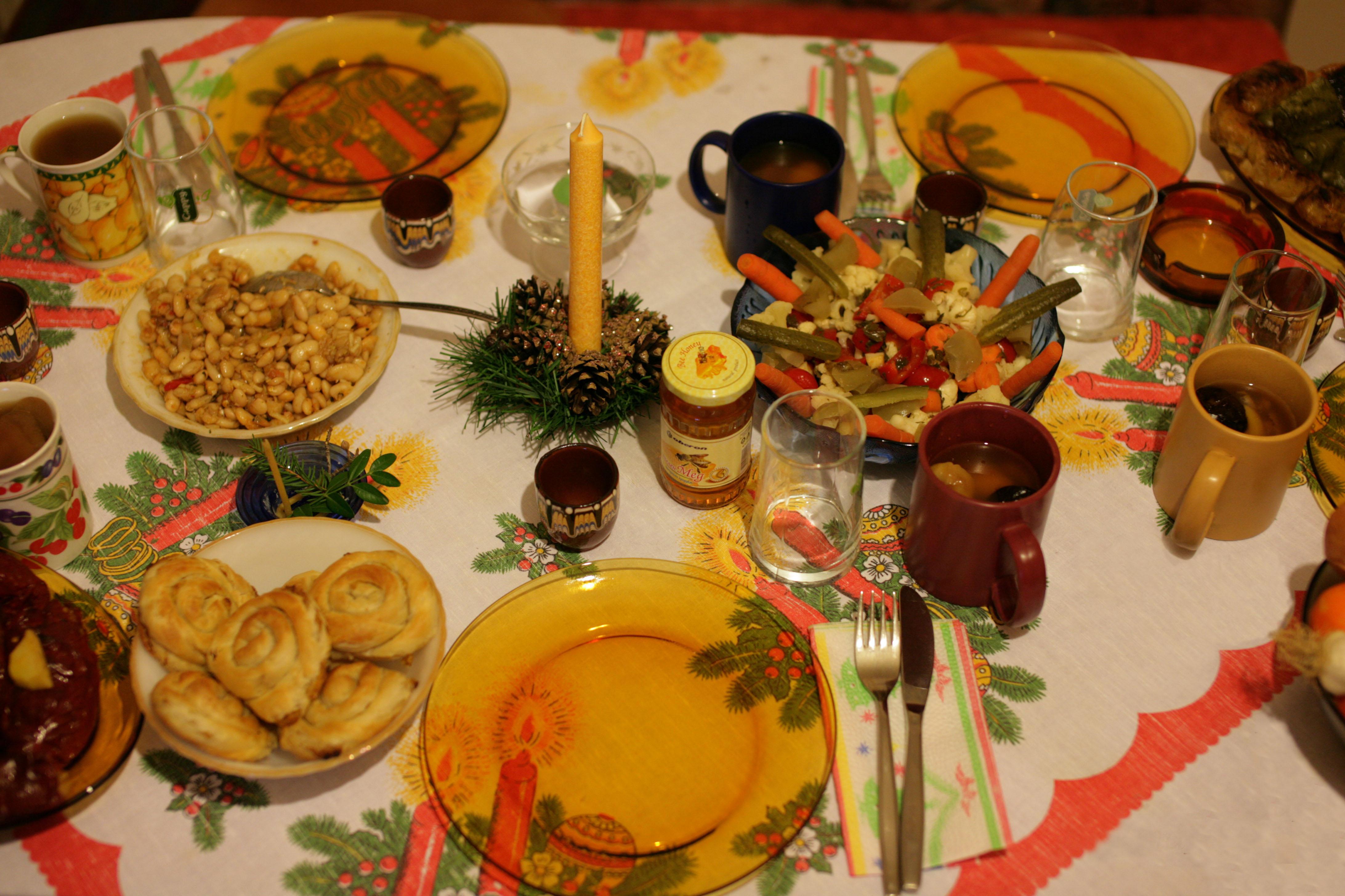 Какие блюда можно приготовить на крестины ребенка рецепты