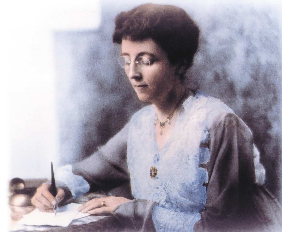 Suicide secret of Anne of Green Gables author