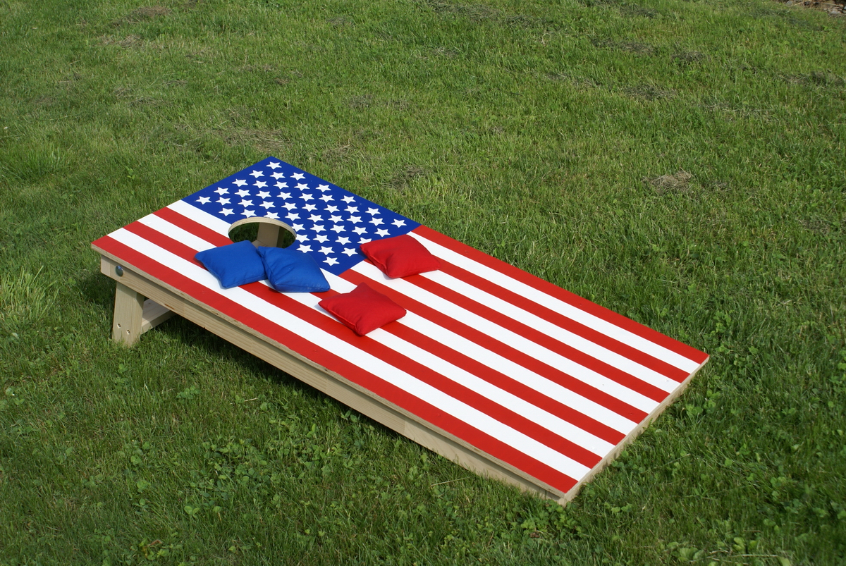 Image result for corn hole game