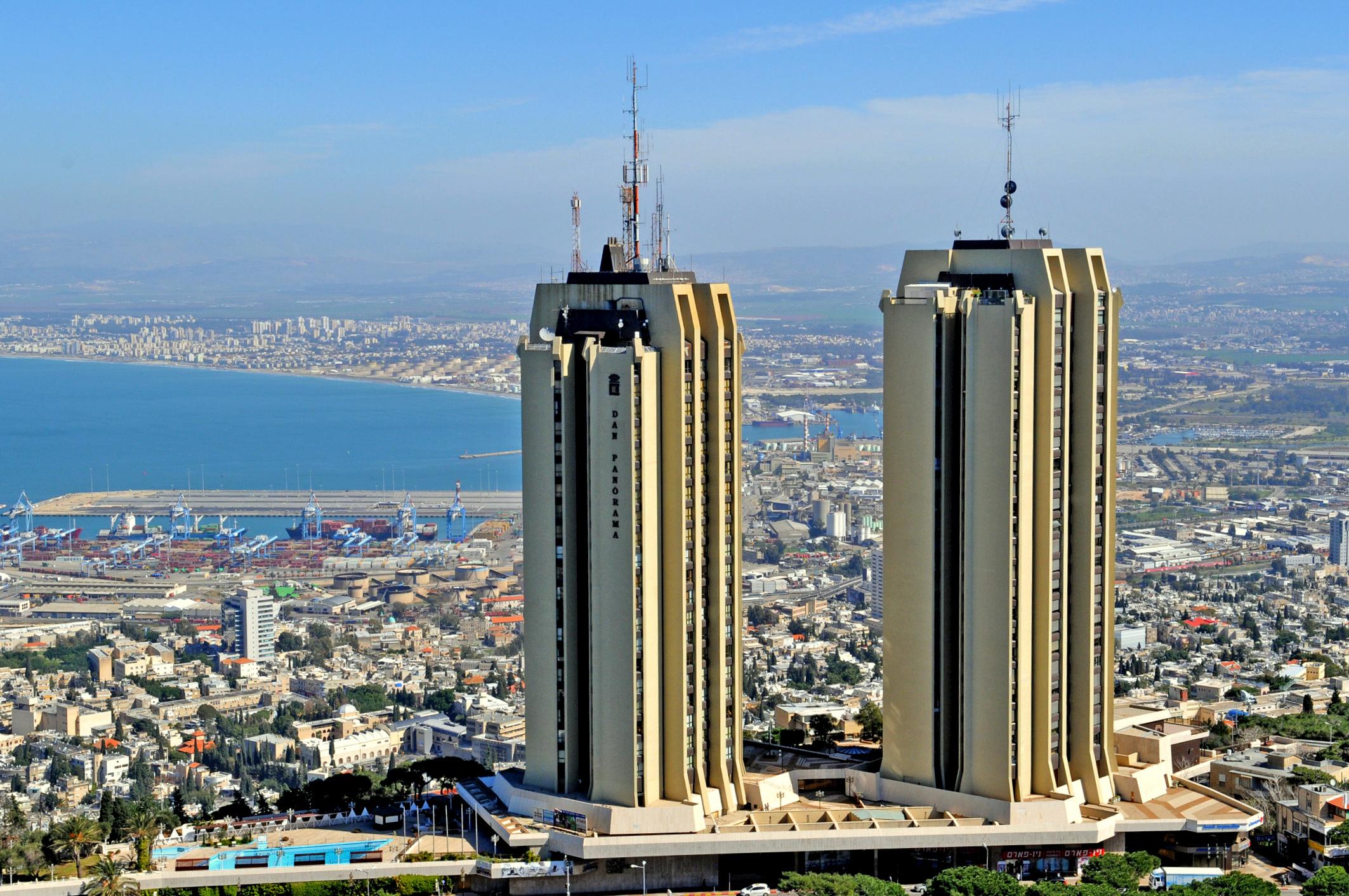 מגדלי פנורמה בחיפה