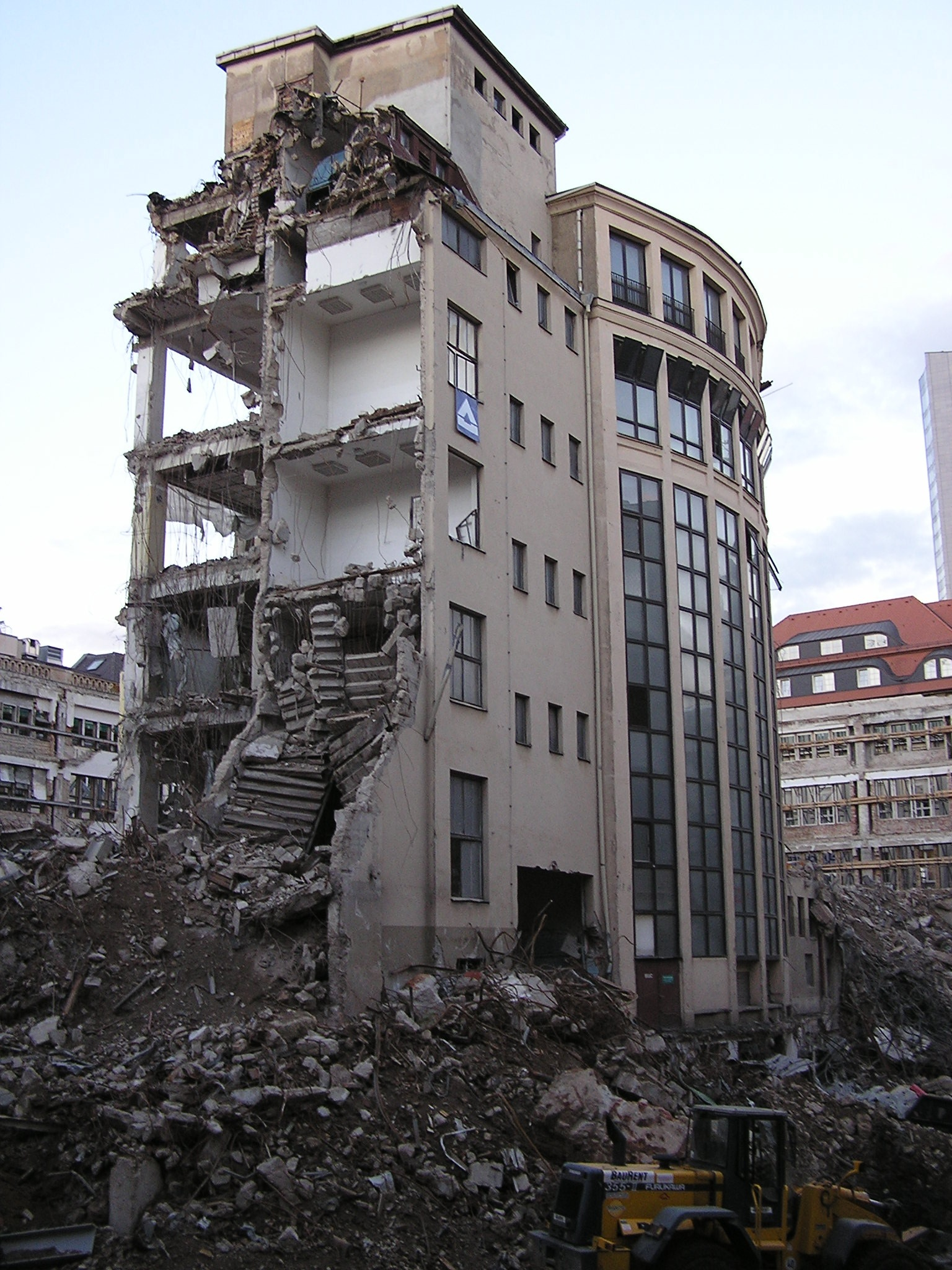 New Mexico Earthquake Proof Building