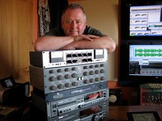 Denis Blackham English mastering engineer