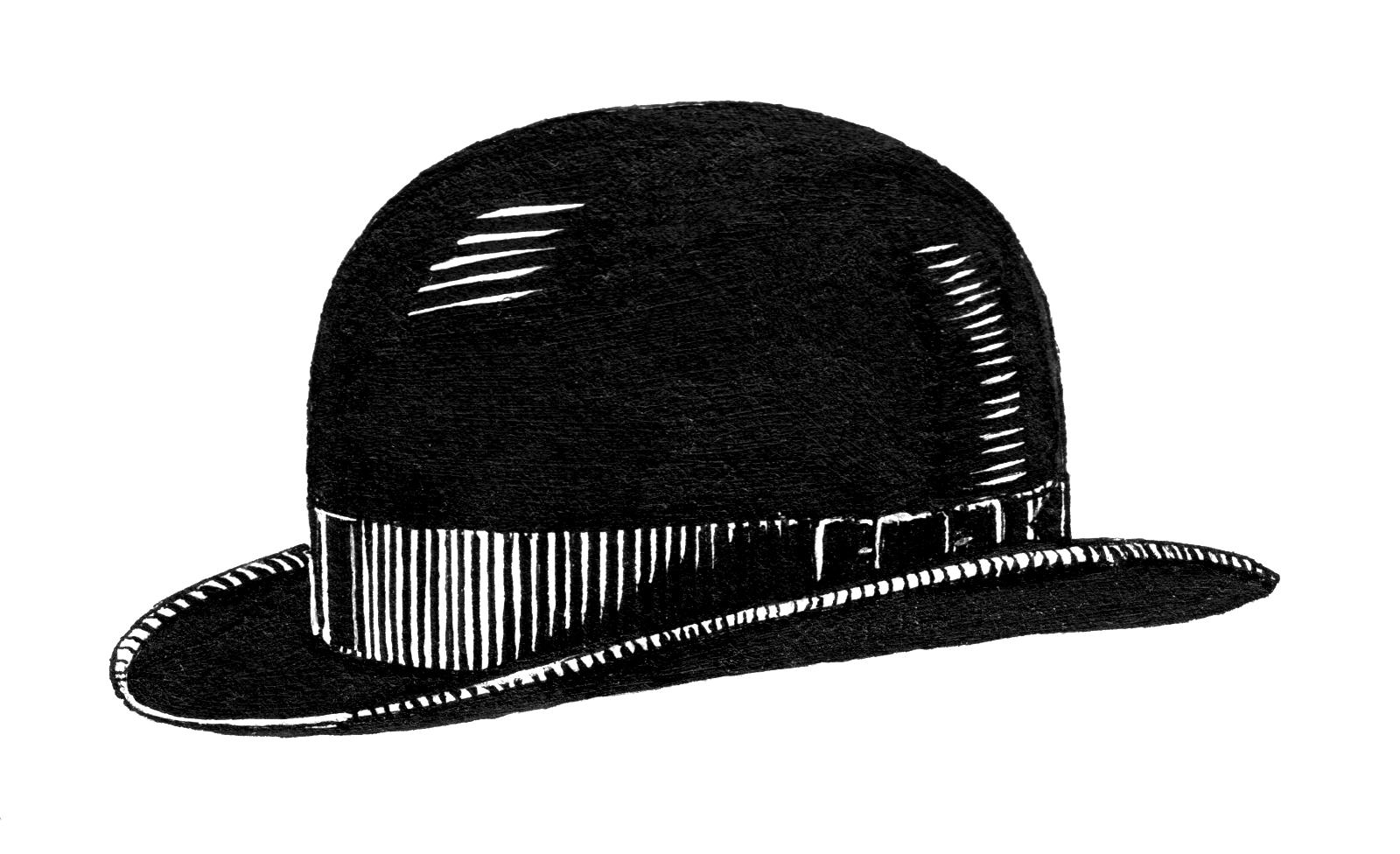bowler hat drawing wwwimgkidcom the image kid has it