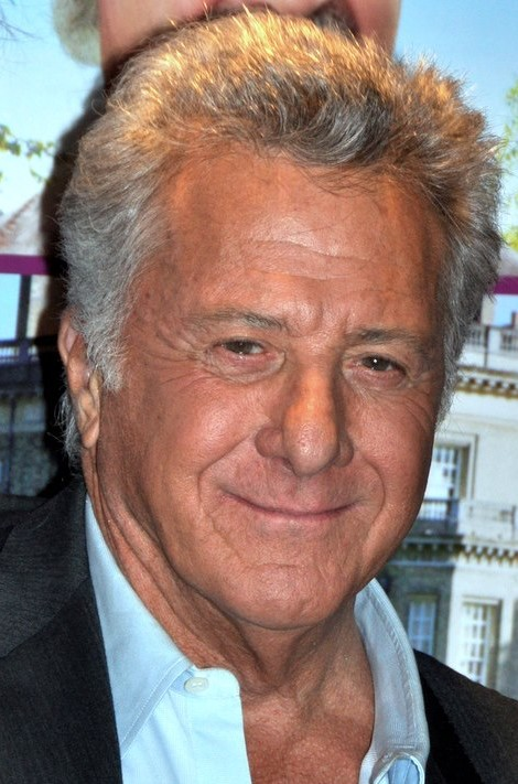 dustin hoffman height