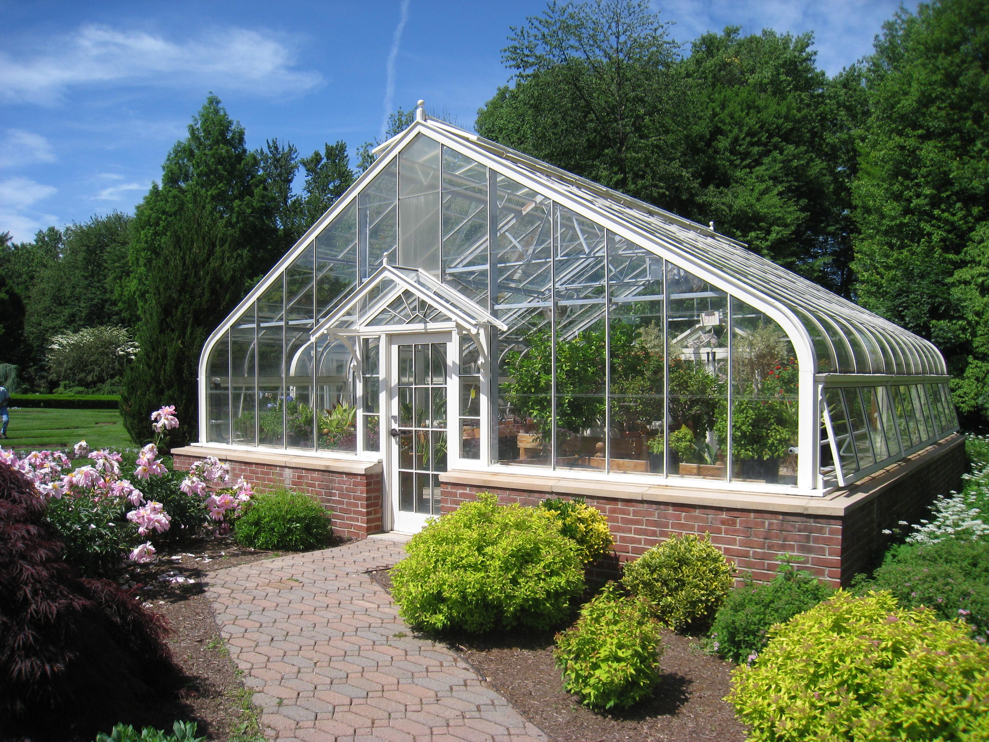 Superior File:Elizabeth Park, Hartford, CT   Greenhouses 2