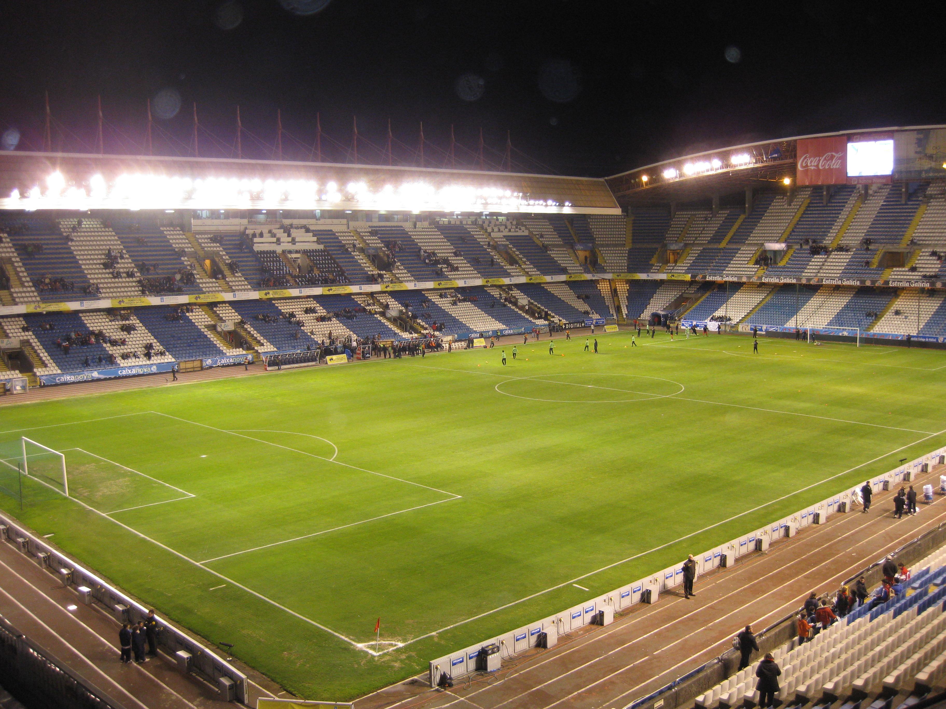Estadio Riazor Pre Match Thread Deportivo La Coruna Barcelona
