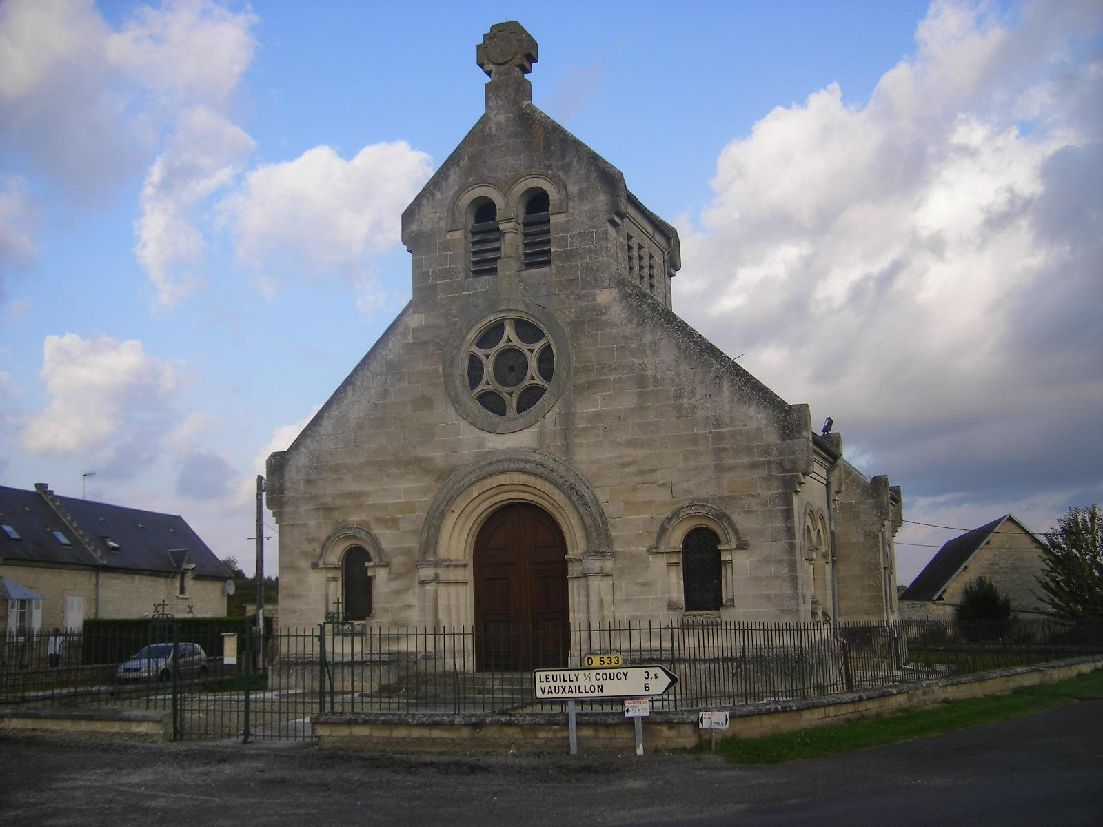 Landricourt, Aisne