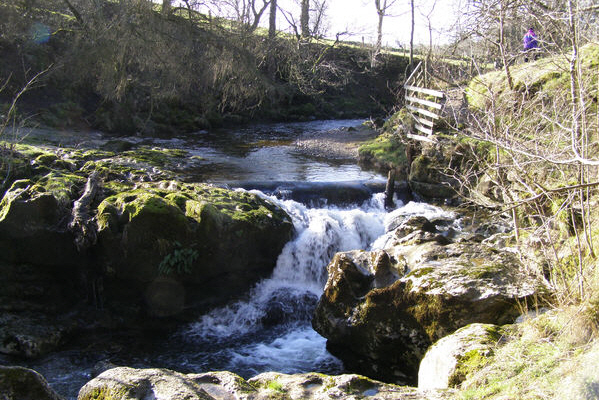 Fairy Kettle Waterfall - geograph.org.uk - 338461