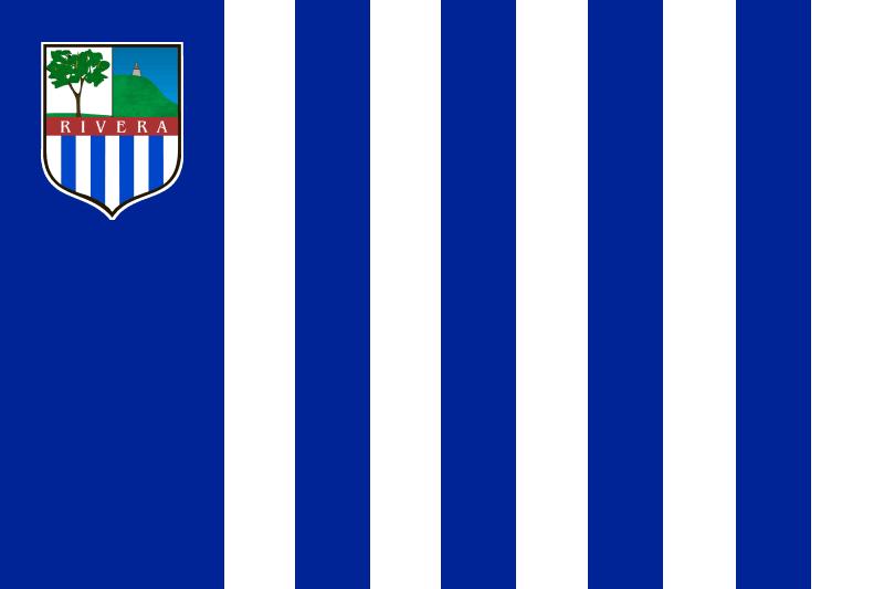 Bandera De Rivera Wikipedia La Enciclopedia Libre