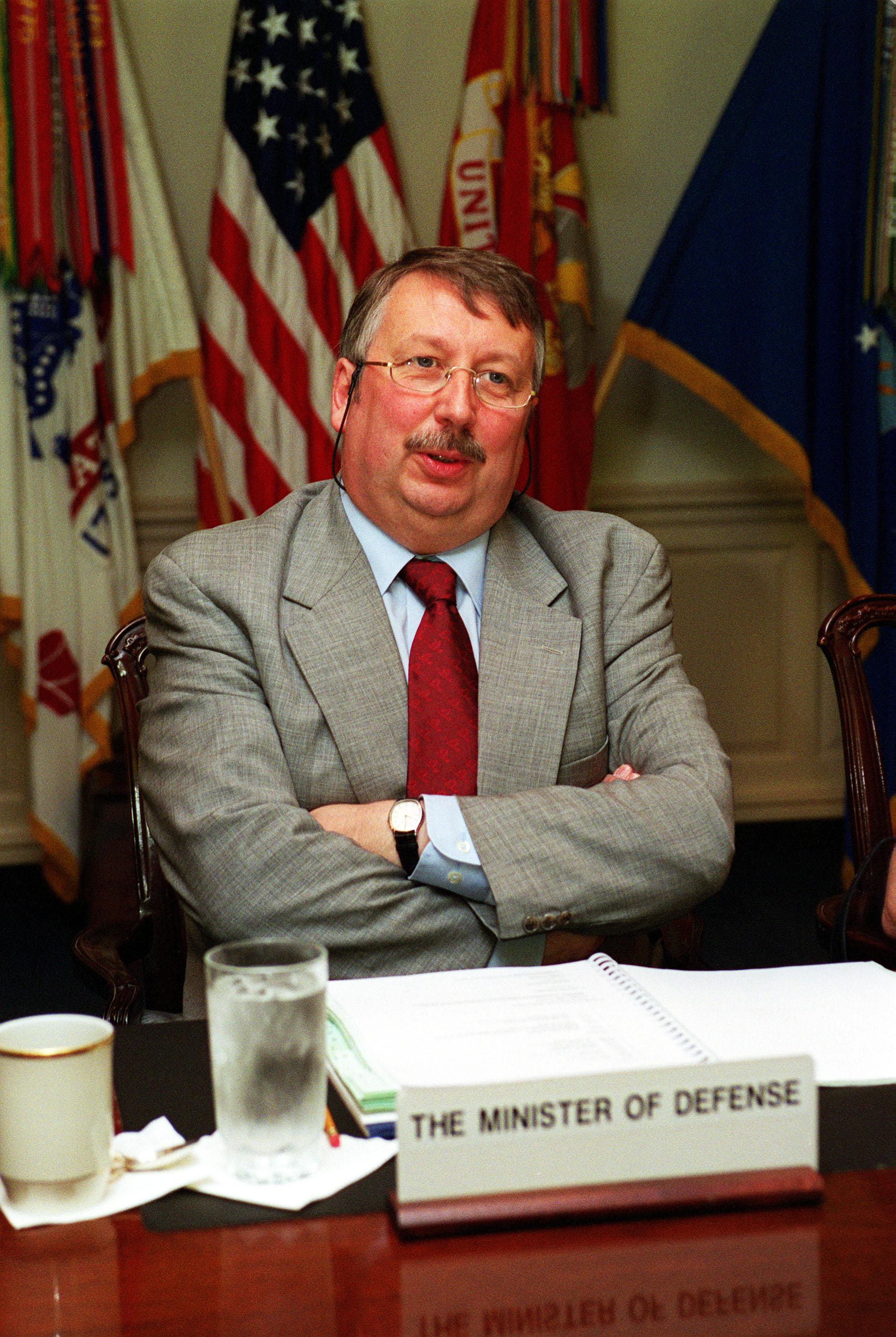Kamervoorzitter André Flahaut
