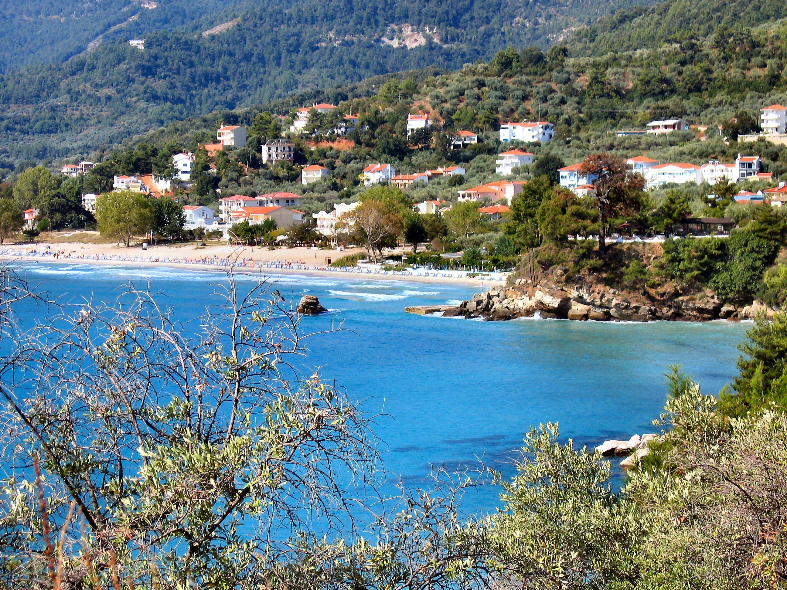 Golden Beach Hotel Greece