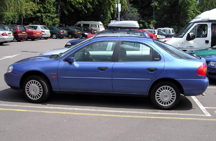 форд мондео 2000