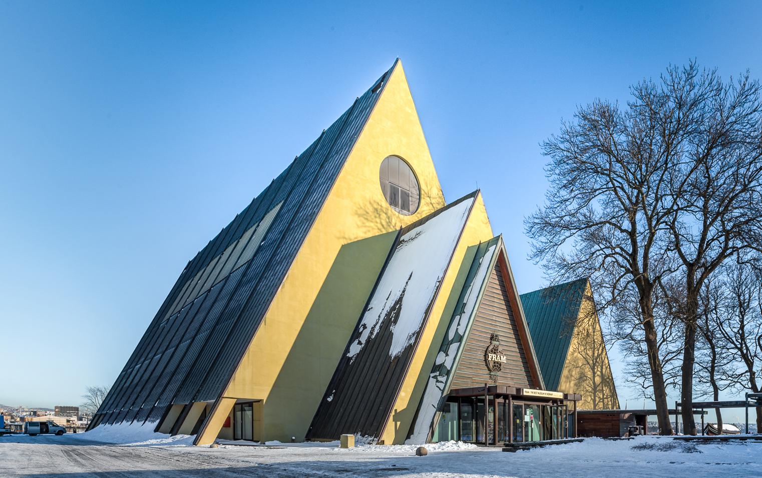 نتيجة بحث الصور عن The Fram Museum اوسلو