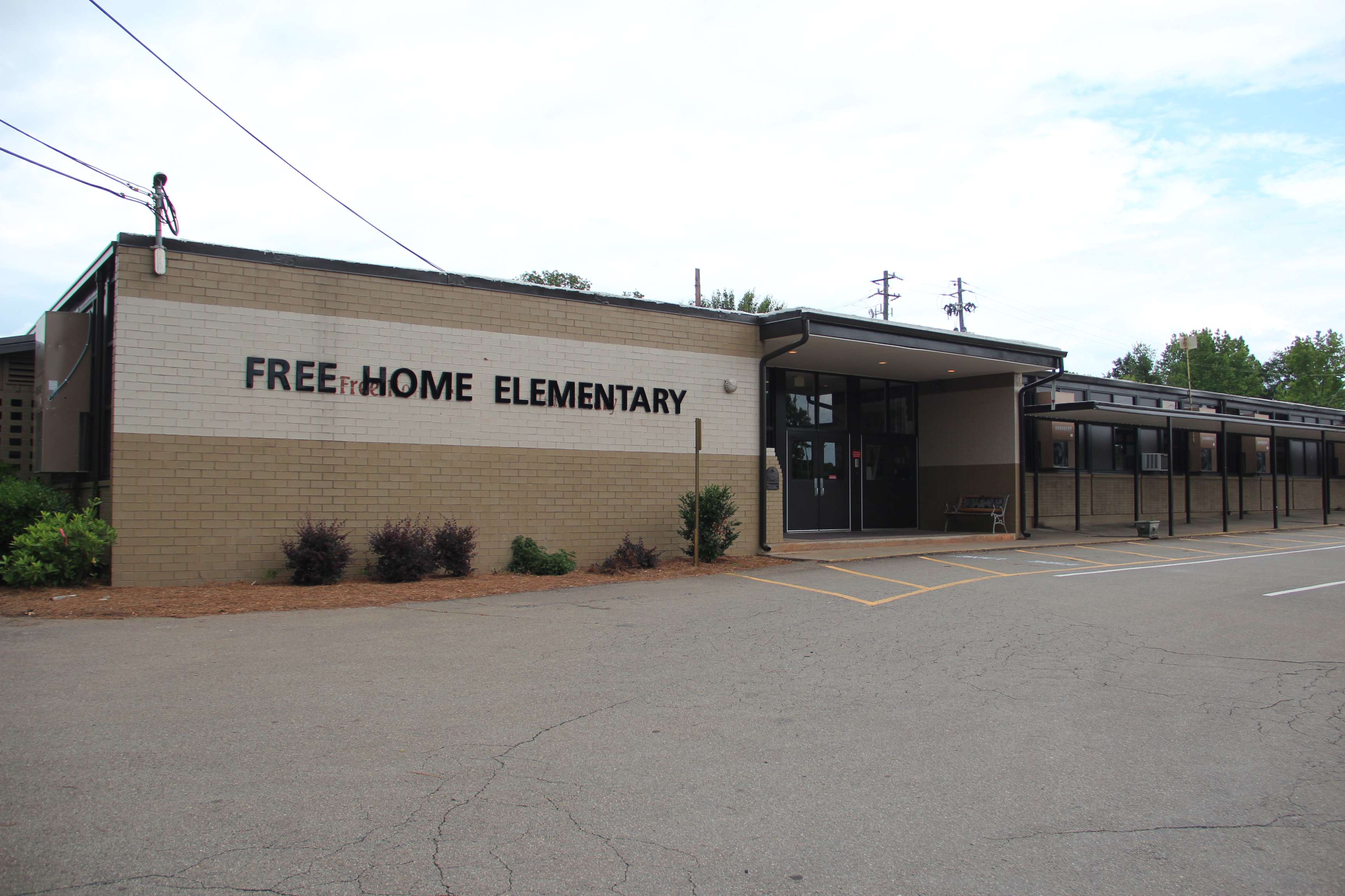 free home elementary wikipedia