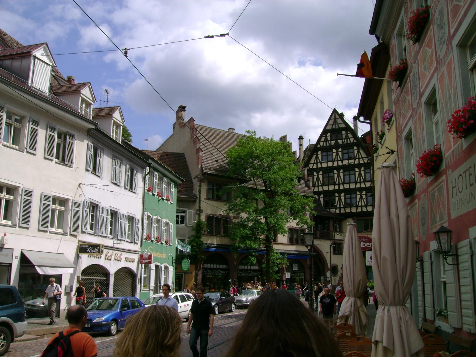Bekjent Freiburg Breisgau
