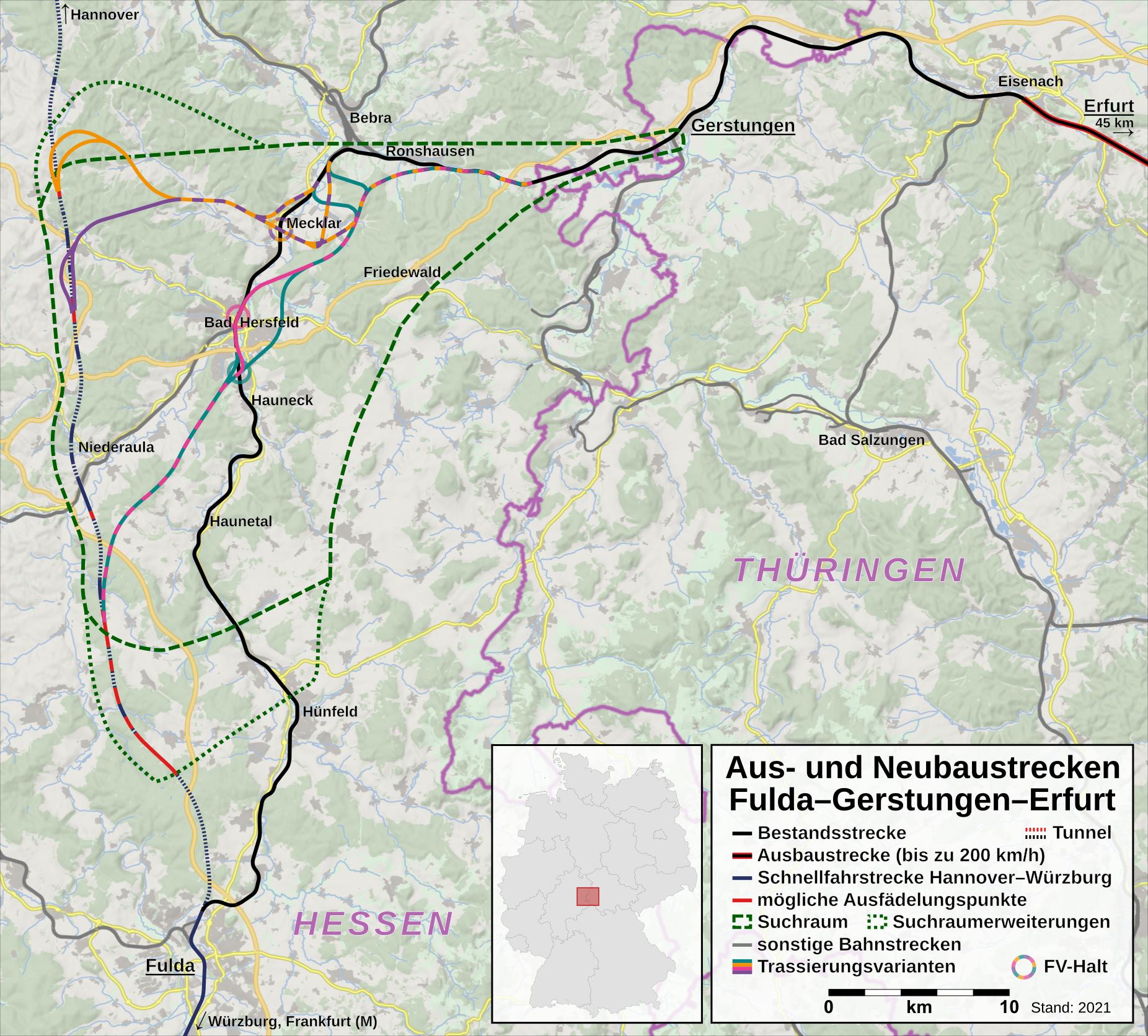 K303274sten Andalusien Karte.Erfurt Karte
