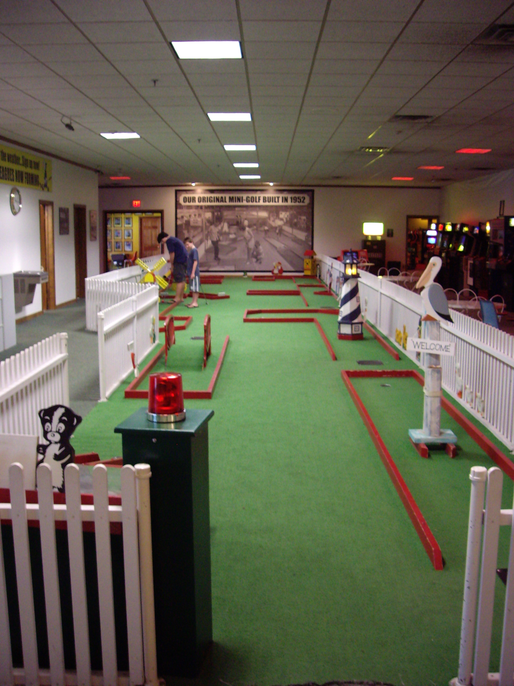 Indoor Driving Range Long Island